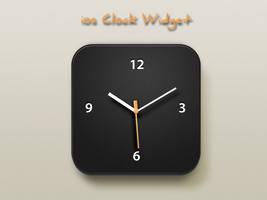 ios Clock XWidget