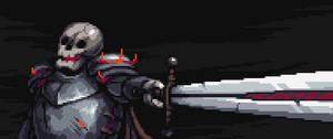 Skeleton Knight [Animated] by aamatniekss
