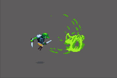 Goblin Attack Animation