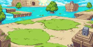 Water Ruins Coromon