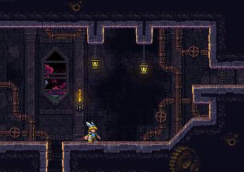 Tiny Thor Ruins tileset