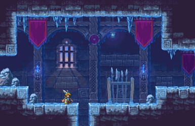 Tiny Thor Ice Giant Fortress