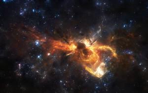 Nebula by b33rheart