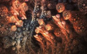 Alien Blooming by b33rheart