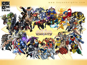 Bayan Knights Origins Wallpaper