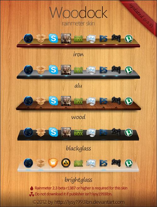 Woodock (Updated - v1.1)