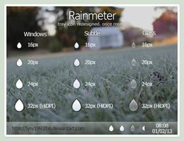 Rainmeter Tray Icons v2