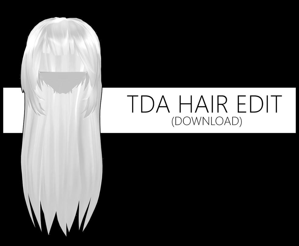 [reiikuma] tda hair edit [+DL] by reiikuma