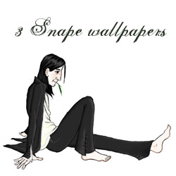 3 Snape Wallpapers by snapefanclub