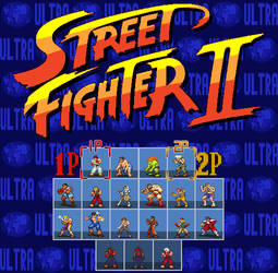 Pixels And Sprite On Club Street Fighter Deviantart