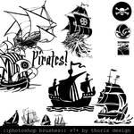 Pirates 34 PSv7 Brushes