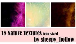 Nature textures by ghostsheep