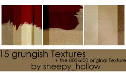 Textureset 08 by ghostsheep