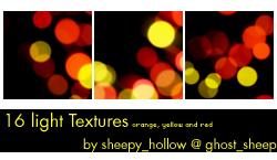 Light Textures04 by ghostsheep