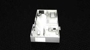 3D House Buildup