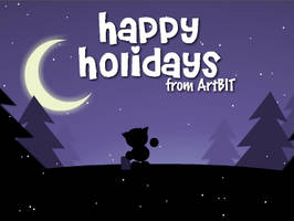Happy Holidays by ArtBIT