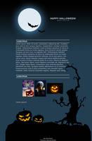 Halloween Journal Skin by ArtBIT