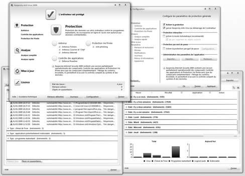 Albook extended Kaspersky 2009