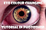eye colour changing tutorial