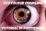 eye colour changing tutorial