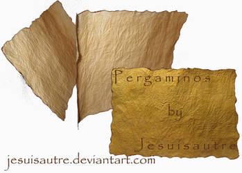 pergaminos by jesuisautre