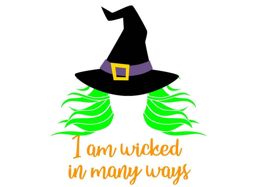 i am wicked by bassheadbgwhite