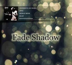 Fade Shadow For Cd Art Display by my99