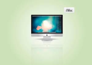iMac - Dock Icon - Mockup