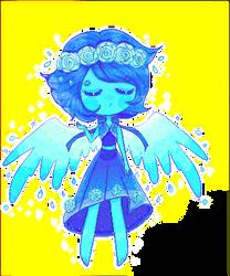 Pixel Lapis Lazuli by kioler