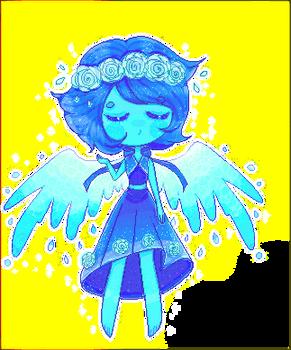 Pixel Lapis Lazuli