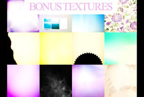 Bonus Textures by innocentLexys