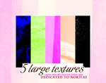 5 Large Textures