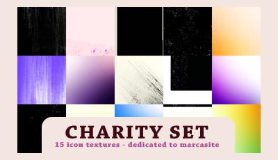 Charity Set - Marcasite