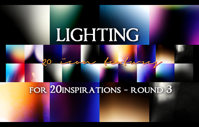 20 insp - Round 3 - Lighting by innocentLexys