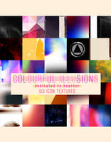 Colourful Illusions - Dedicated to Heather by innocentLexys