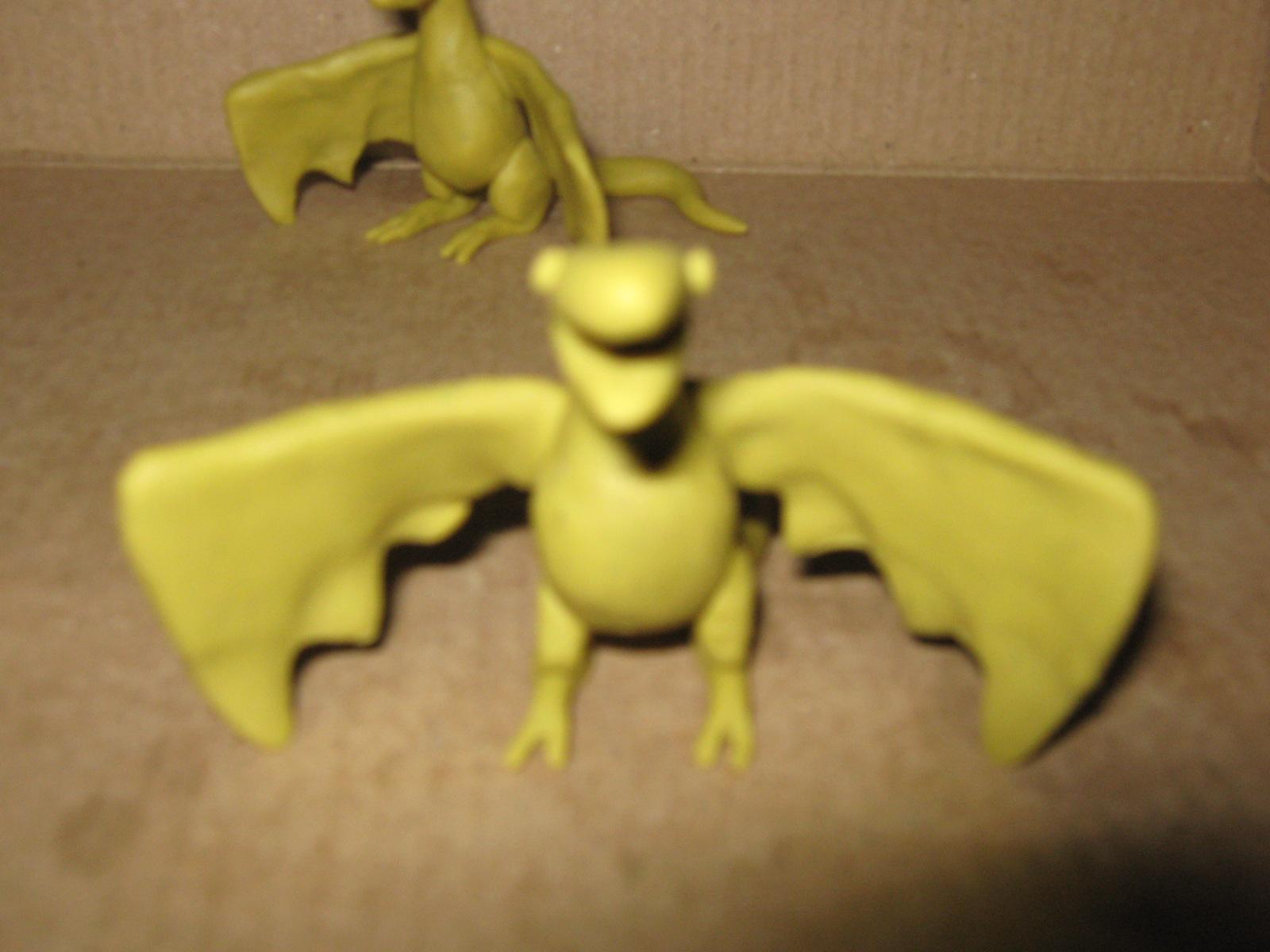 Clay Dragon Tutorial by Dragontear11