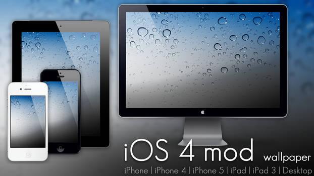 iOS 4 Defualt Wallpaper Mod 2