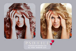 new coloring psd by PrInCeSs-RuRu