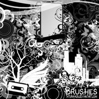 Brushes 3 by TATURAFA-26