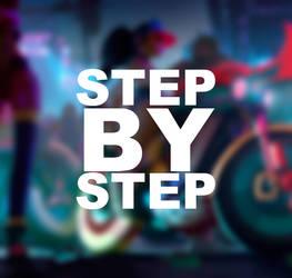 The Tribe: Step by step animation by yakonusuke