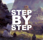 Warrior Kitten: Step by step animation by yakonusuke