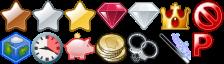 Videosift Icons by xxovercastxx