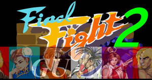 Final Fight 2 by redflash121
