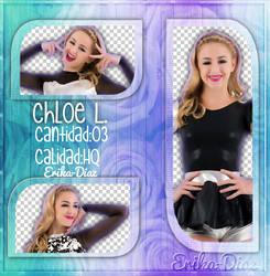 Chloe Lukasiak Packs Png.