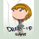 Simple forest dress-up game by xvosjex