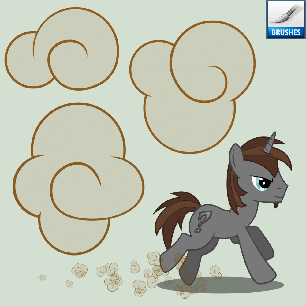 resource  ps brush  mlp gallop clouds by gray