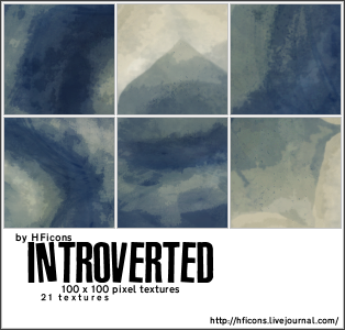 Introverted Texture Set by HellsFire