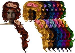 Painted Hair
