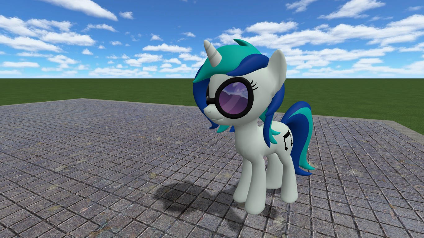 Vinyl Scratch Goggles by BlackArmsGeneral