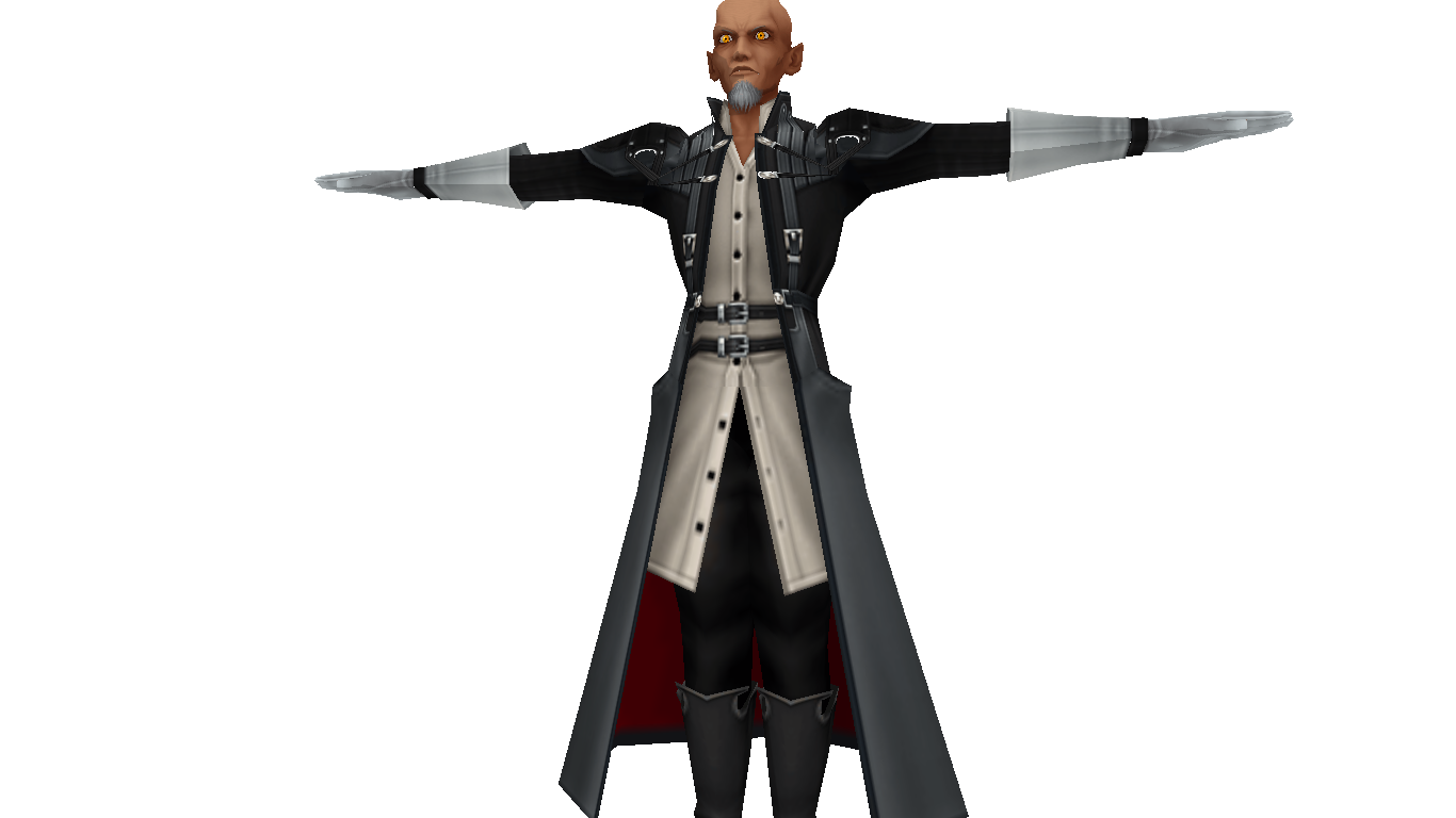 Xehanort Xehanort request model forXehanort Dream Drop Distance